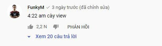 MV của Độ Mixi đã lên top 1 trending YouTube, nhưng tại sao lại chậm như thế? - Ảnh 6.