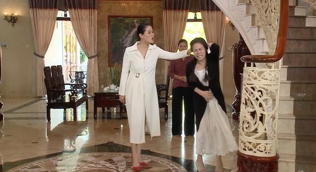 Nhật Kim Anh phân trần việc có thai với chồng người ở Vua Bánh Mì: Lần này làm lẽ nhưng không phải tiểu tam nha! - Ảnh 2.