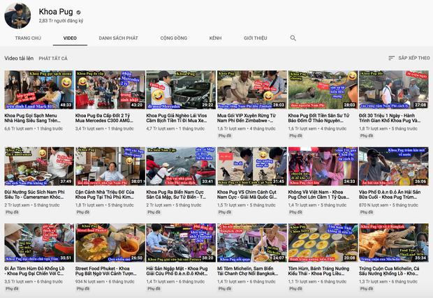 Có 1 YouTuber năm ngoái hot nhất nhì ở Việt Nam, năm nay đã chìm nghỉm sau hàng loạt lùm xùm, tần suất ra clip giảm hẳn - Ảnh 8.