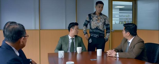 Lã Thanh Huyền tái xuất cứu nguy tổng tài, quyết dìm nữ chính tới bến ở tập kế cuối Tình Yêu Và Tham Vọng - Ảnh 9.