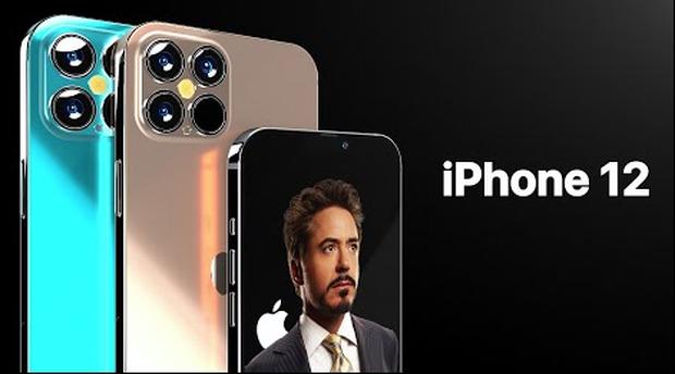 Nhiều khả năng chậm ra mắt, iPhone 12 vẫn biết cách chiếm spotlight với loạt concept đẹp ngất ngây - Ảnh 12.