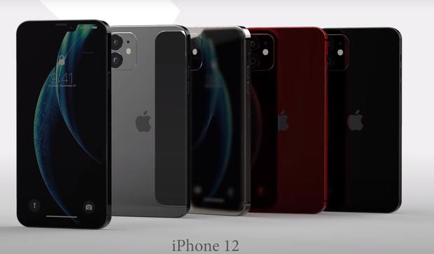 Nhiều khả năng chậm ra mắt, iPhone 12 vẫn biết cách chiếm spotlight với loạt concept đẹp ngất ngây - Ảnh 4.