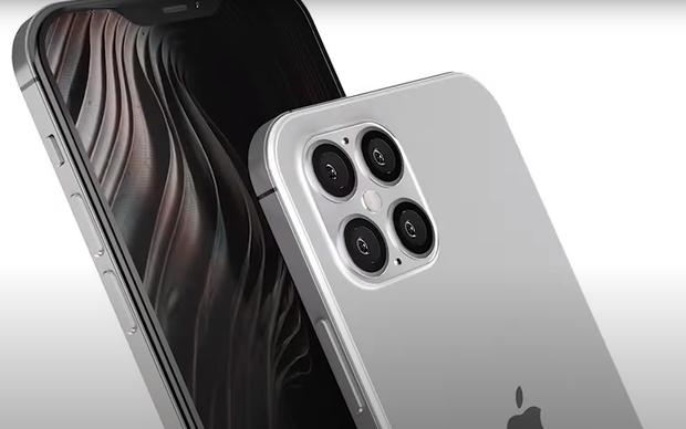 Nhiều khả năng chậm ra mắt, iPhone 12 vẫn biết cách chiếm spotlight với loạt concept đẹp ngất ngây - Ảnh 9.