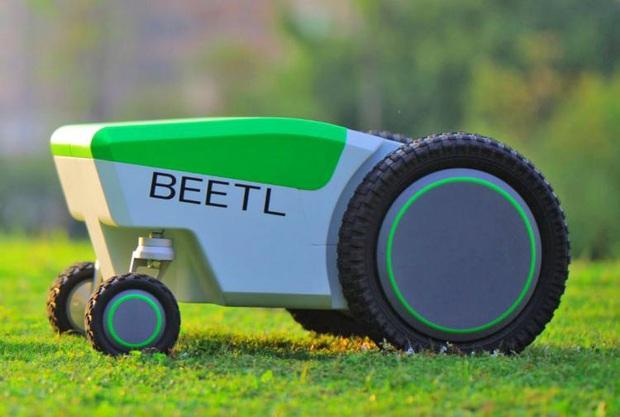 Wall-E phiên bản trầm cảm cực mạnh: Chú robot thông minh được thiết kế để tìm và hót mìn chó - Ảnh 1.
