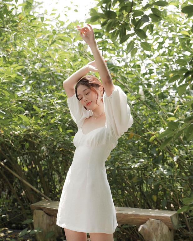 Thu về diện váy tay bồng là chuẩn nhất, nàng nào mặc lên cũng xinh như nàng thơ  - Ảnh 17.