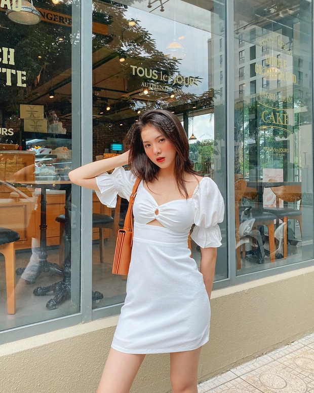 Thu về diện váy tay bồng là chuẩn nhất, nàng nào mặc lên cũng xinh như nàng thơ  - Ảnh 11.