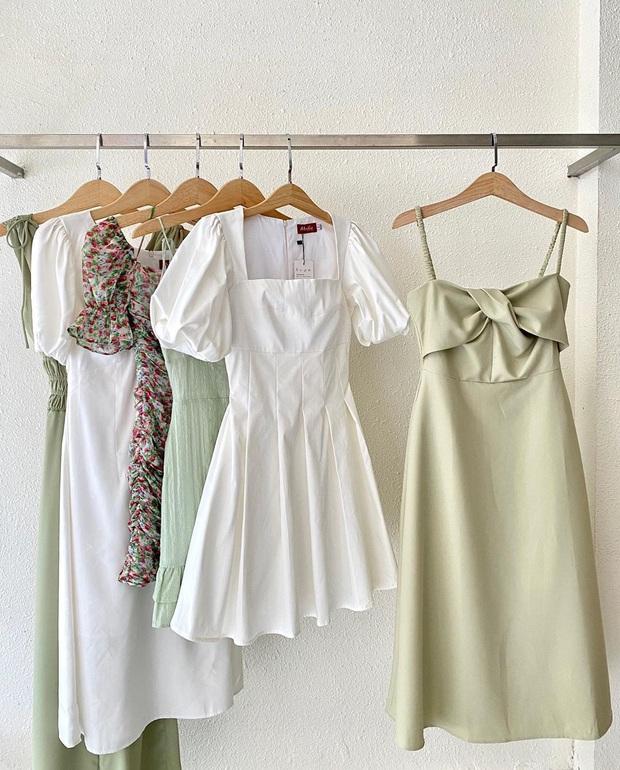 Thu về diện váy tay bồng là chuẩn nhất, nàng nào mặc lên cũng xinh như nàng thơ  - Ảnh 9.