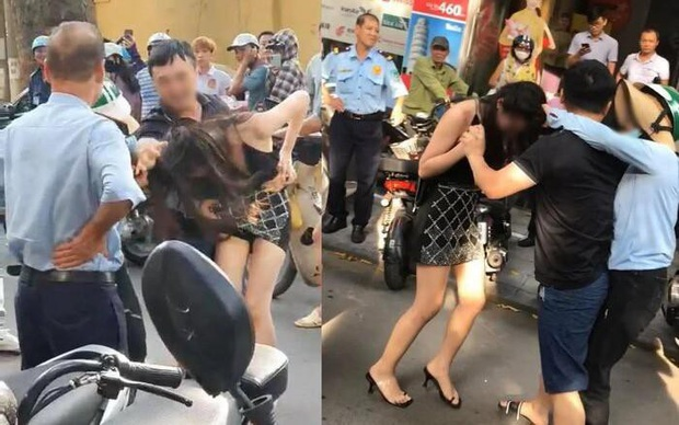 Vụ đánh ghen chồng cùng bồ nhí trên xe Lexus LX 570: Đôi vợ chồng và cô gái trẻ có thể bị xử phạt như thế nào? - Ảnh 1.