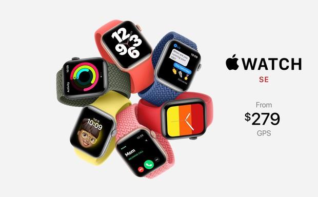 Apple Watch Series 6 gây ấn tượng với 2 màu mới xanh navy và đỏ, giá bán từ 399 USD - Ảnh 11.