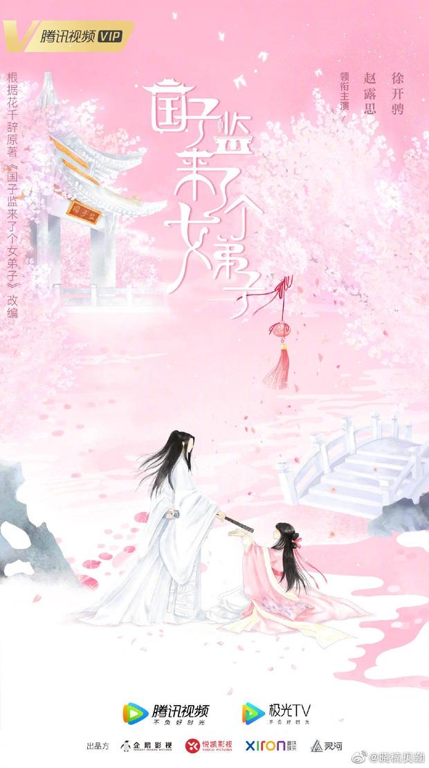 Bị chê cười công nghiệp trên poster, Triệu Lộ Tư phản pháo bằng clip đẹp lung linh ở hậu trường - Ảnh 16.