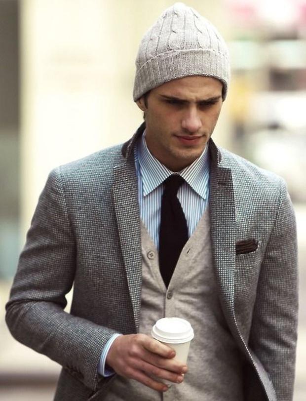 Công thức chuẩn để ăn mặc như trai ngoan sành điệu: Chẳng cần trói ai bằng cà vạt nhưng thừa sức khiến phái đẹp rung rinh - Ảnh 1.