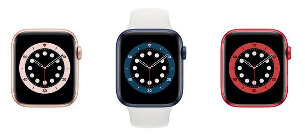 So sánh nhanh Apple Watch Series 6 và người đàn em giá rẻ Watch SE - Ảnh 2.