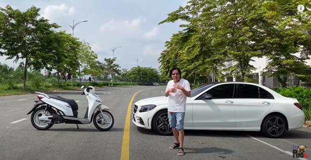 """Khoa Pug chơi cực lớn trong ngày trở lại: Chi 100 triệu mua đồ hiệu, đầu tư siêu xe """"khủng"""" giá gần 2 tỷ để du lịch xuyên Việt - Ảnh 2."""