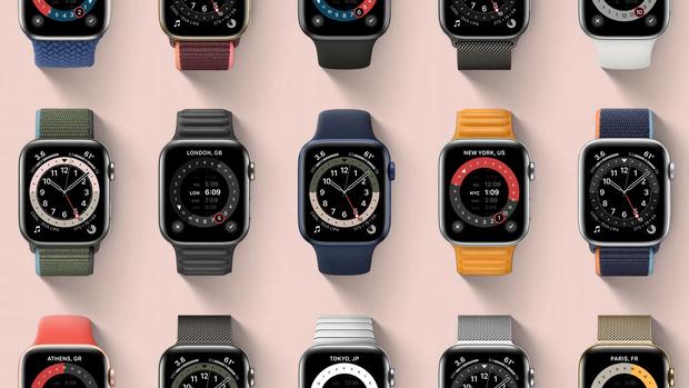 So sánh nhanh Apple Watch Series 6 và người đàn em giá rẻ Watch SE - Ảnh 1.