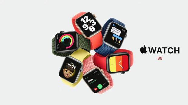 So sánh nhanh Apple Watch Series 6 và người đàn em giá rẻ Watch SE - Ảnh 4.