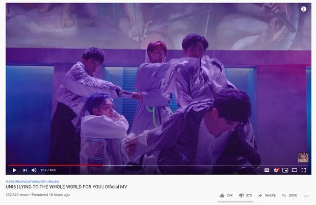 Hát EDM giữa làn sóng ballad, đầu tư MV khủng lên đến 2 tỉ đồng - Uni5 có ngay vị trí #1 realtime HOT14 đầu tiên sau vài giờ phát hành! - Ảnh 5.