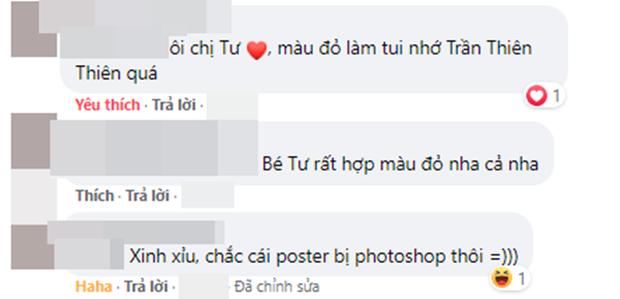Bị chê cười công nghiệp trên poster, Triệu Lộ Tư phản pháo bằng clip đẹp lung linh ở hậu trường - Ảnh 13.