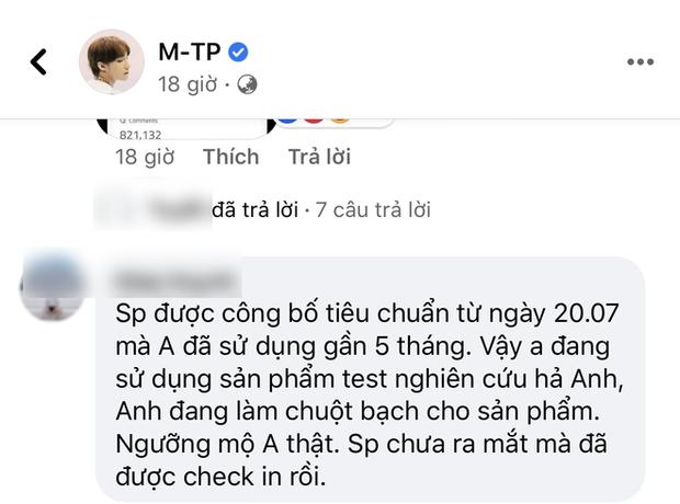 Biến Vbiz: Netizen tranh cãi nảy lửa khi soi chi tiết nghi vấn Sơn Tùng tìm hiểu, thử nghiệm sản phẩm làm đẹp khi chưa đạt chuẩn - Ảnh 4.