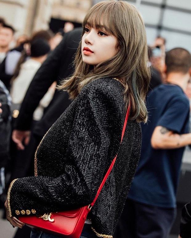 Lisa được đeo túi mới của Celine trước cả thế giới tận 9 tháng, đến Vogue Anh cũng phải chú ý - Ảnh 10.