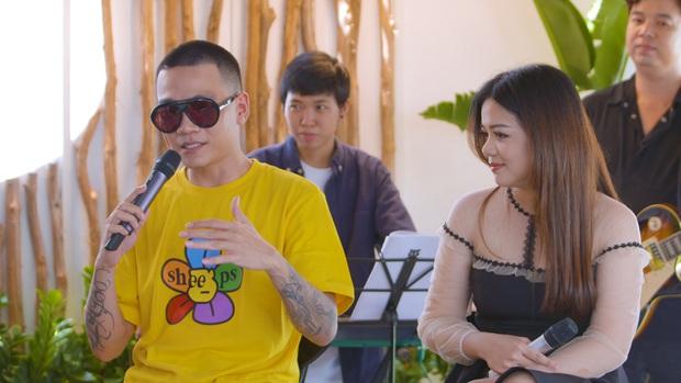 Wowy khẳng định mình ngày càng đẹp trai, tự tin khoe giọng hát với Tình Đơn Phương - Ảnh 1.
