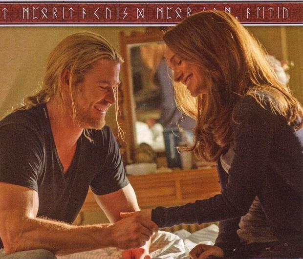 Rộ tin vợ Thor Chris Hemsworth lo sợ chồng ngoại tình với Natalie Portman vì nụ hôn, còn gọi đến nhà dằn mặt - Ảnh 3.