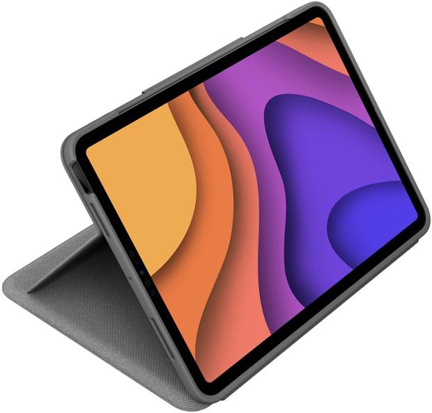 iPad Air 2020 vừa ra mắt, Logitech cũng có luôn bàn phím mới - Ảnh 2.