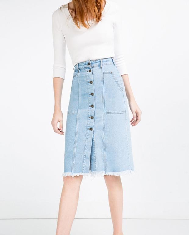4 món đồ jeans bạn nên tậu gấp để bước vào mùa Thu với style trẻ xinh hết nấc - Ảnh 11.