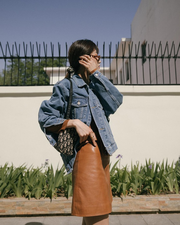 4 món đồ jeans bạn nên tậu gấp để bước vào mùa Thu với style trẻ xinh hết nấc - Ảnh 17.