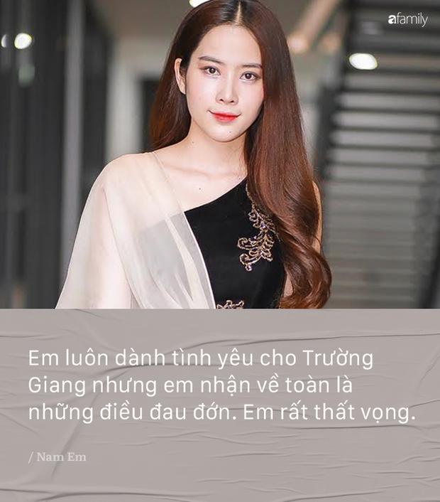 Dàn mỹ nhân Việt khổ sở vì vướng tin đồn Tuesday: Nam Em bị Trường Giang cảnh cáo, Hồng Quế không ngại đối đầu làm rõ - Ảnh 3.