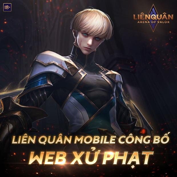 Liên Quân Mobile: Garena gây sốc khi công bố Bảng Phong Thần với gần 6.000 tài khoản bị khóa - Ảnh 2.