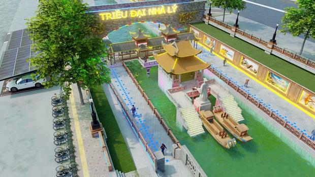 Đề xuất phương án biến sông Tô Lịch trở thành Công viên Lịch sử - Văn hoá - Tâm linh - Ảnh 4.