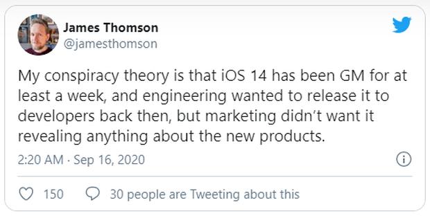 Ra mắt iOS 14 sớm hơn thường lệ, Apple vừa vả một cái tát đau điếng vào các nhà phát triển - Ảnh 4.
