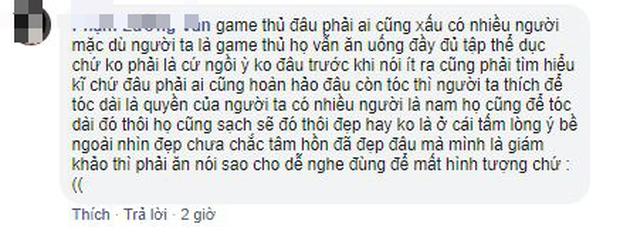 Giám khảo Nam Trung VN Next Top Model nhận chỉ trích sau phát ngôn cơ thể game thủ chỉ ngồi một chỗ bấm, không có cơ gì hết - Ảnh 3.
