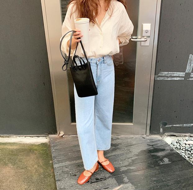 4 món đồ jeans bạn nên tậu gấp để bước vào mùa Thu với style trẻ xinh hết nấc - Ảnh 3.