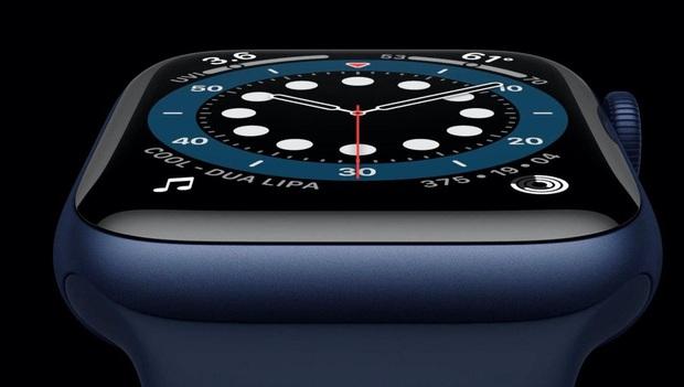 Apple Watch Series 6 gây ấn tượng với 2 màu mới xanh navy và đỏ, giá bán từ 399 USD - Ảnh 3.