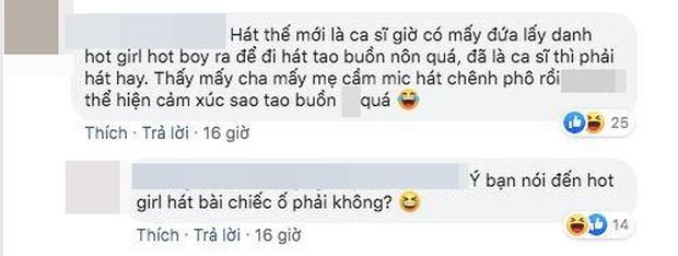 Phương Mỹ Chi hát dân ca ngọt lịm như nuốt đĩa, Chi Pu không liên quan mà cũng bị dân mạng réo tên chỉ trích - Ảnh 5.