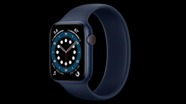 Apple Watch Series 6 gây ấn tượng với 2 màu mới xanh navy và đỏ, giá bán từ 399 USD - Ảnh 5.