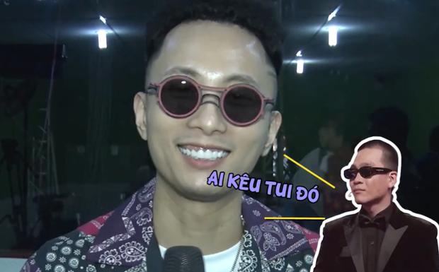 Binz mạnh mẽ khẳng định gu của mình là... Châu Á trong hậu trường Rap Việt! - Ảnh 7.
