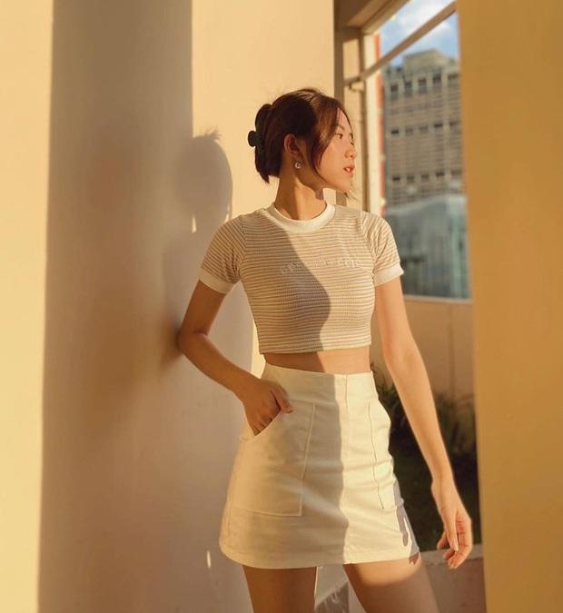 11 set đồ với chân váy ngắn siêu xinh từ các shop, bê nguyên xi công thức là bạn được khen mặc đẹp tức thì - Ảnh 15.