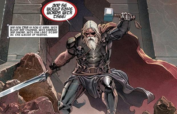 Thor mong muốn ăn đời ở kiếp với MCU mặc cho đồng đội về vườn hết ráo, thật ra vẫn được nha! - Ảnh 3.