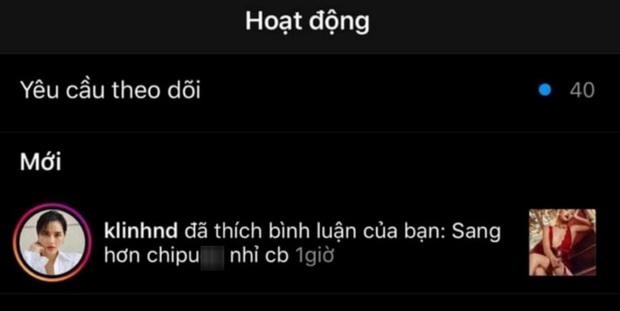 Netizen gọi Chi Pu bằng biệt danh khiếm nhã, Khánh Linh (The Face) bất ngờ vào thả tim - Ảnh 4.