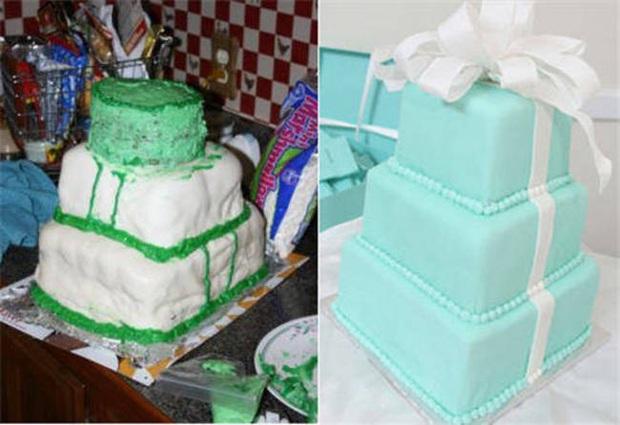 Những chiếc bánh cưới hắc ám khiến cô dâu, chú rể chán không buồn về chung một nhà nữa - Ảnh 7.