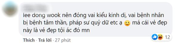 Đối đầu căng thẳng hồ ly Kim Bum trên poster Bạn Trai Tôi Là Hồ Ly mà nhìn đầu tóc Lee Dong Wook vẫn như đi lạc từ Goblin? - Ảnh 6.