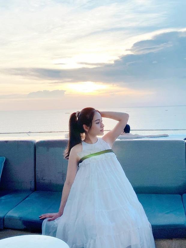Vợ chồng Dương Khắc Linh tung bộ ảnh cực nghệ trước ngày sinh, dân tình trố mắt vì màn thả rông của mẹ bầu Sara Lưu - Ảnh 7.