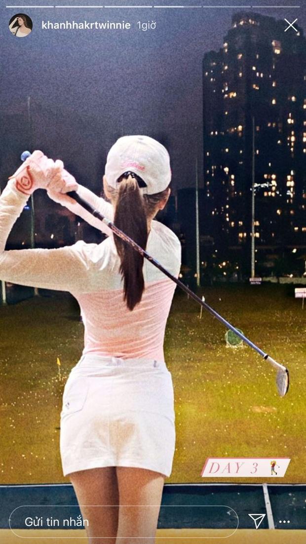So ảnh gái xinh mặc bikini với khi lên đồ chơi golf: Chân dài, eo thon thì mặc hở kín gì cũng đẹp mê - Ảnh 27.