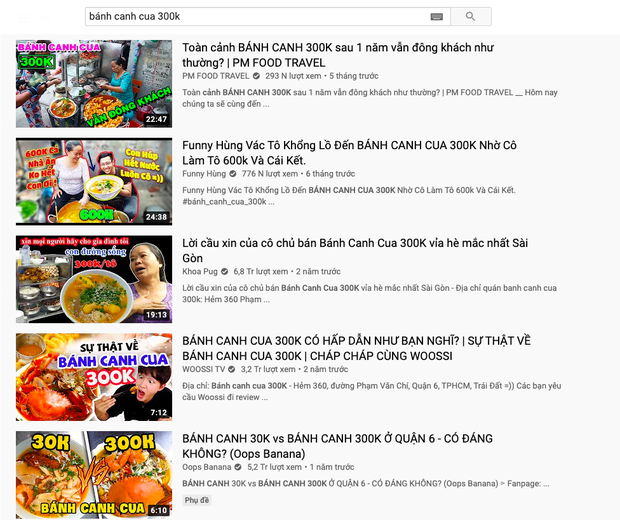 """Những hiện tượng ẩm thực """"gây bão"""" giới YouTube một thời: Lúc trước khách tranh nhau mua vì hiệu ứng đám đông, bây giờ thì thế nào? - Ảnh 5."""