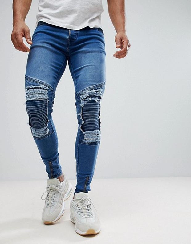 Mách nhỏ mẹo ăn mặc bảnh bao cho các chàng gym thủ đô con, chẳng lo gây bất bình vì thân hình không ăn nhập gì với áo quần - Ảnh 6.