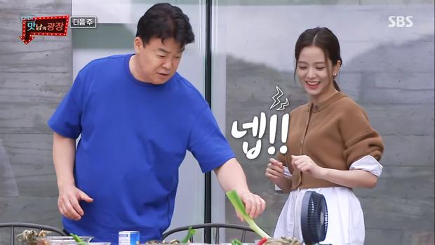 Đi show ẩm thực, Jisoo (BLACKPINK) tiết lộ việc kén chọn đến mức phải giả vờ bị dị ứng để... khỏi ăn - Ảnh 3.