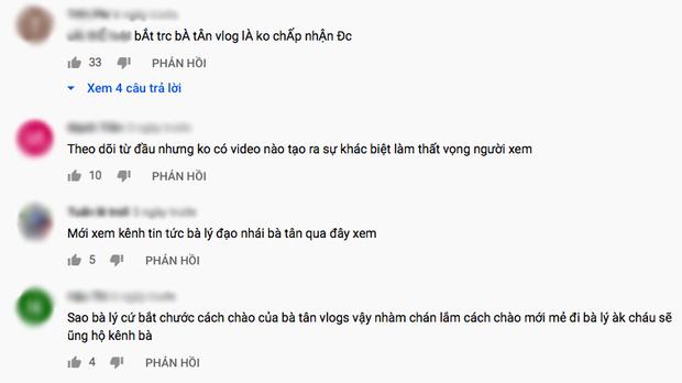 """Gần 1 tháng bị chỉ trích vì """"đạo nhái"""" bà Tân, bà Lý Vlog bị tố thêm loạt """"phốt"""": Làm video không trung thực, lãng phí thức ăn - Ảnh 4."""