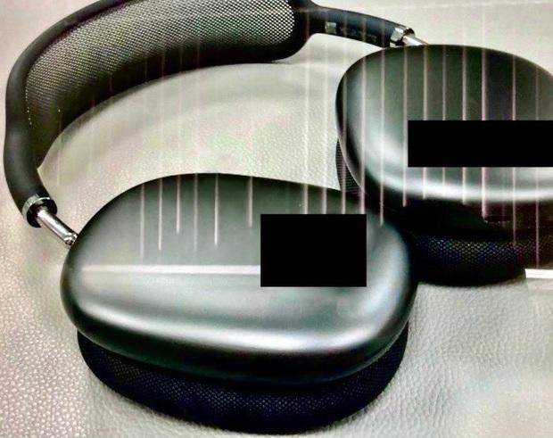 Tai nghe chống ồn mới của Apple lộ thiết kế xấu lạ - Ảnh 3.